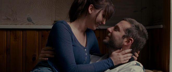 Escena final de El lado bueno de las cosas (2012).