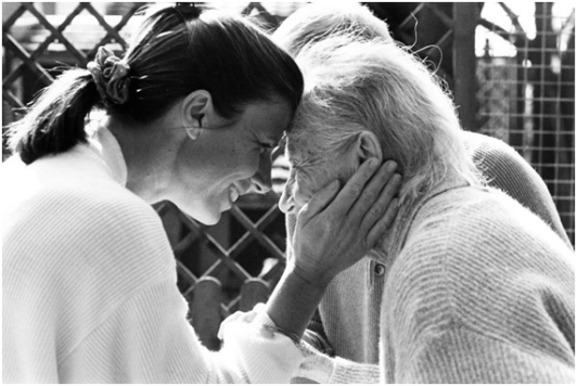 El rol del cuidador en el Alzheimer