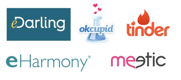 Webs y apps para buscar pareja
